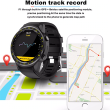 Load image into Gallery viewer, Sports Pedometer GPS Smart Watch with Camera Support