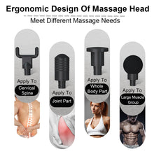 Load image into Gallery viewer, 3 Gears Muscle Massager
