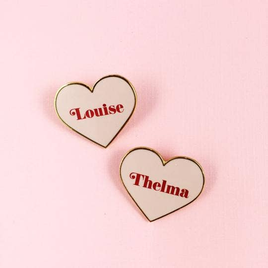 Thelma and Louise Pin
