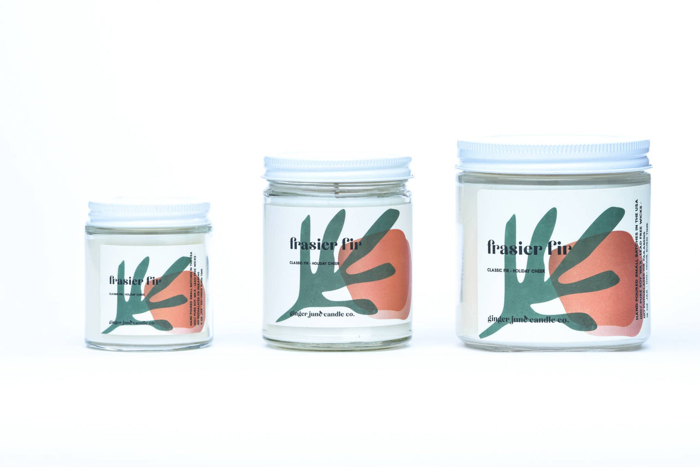 Frasier Fir • Non Toxic Soy Candle