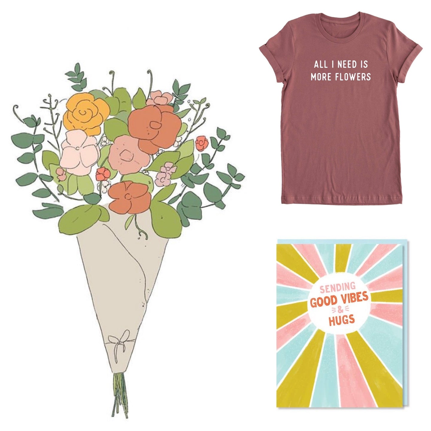 The Flower Lover Package