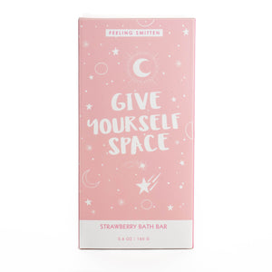 Give Yourself Space Rainbow Bath Bar
