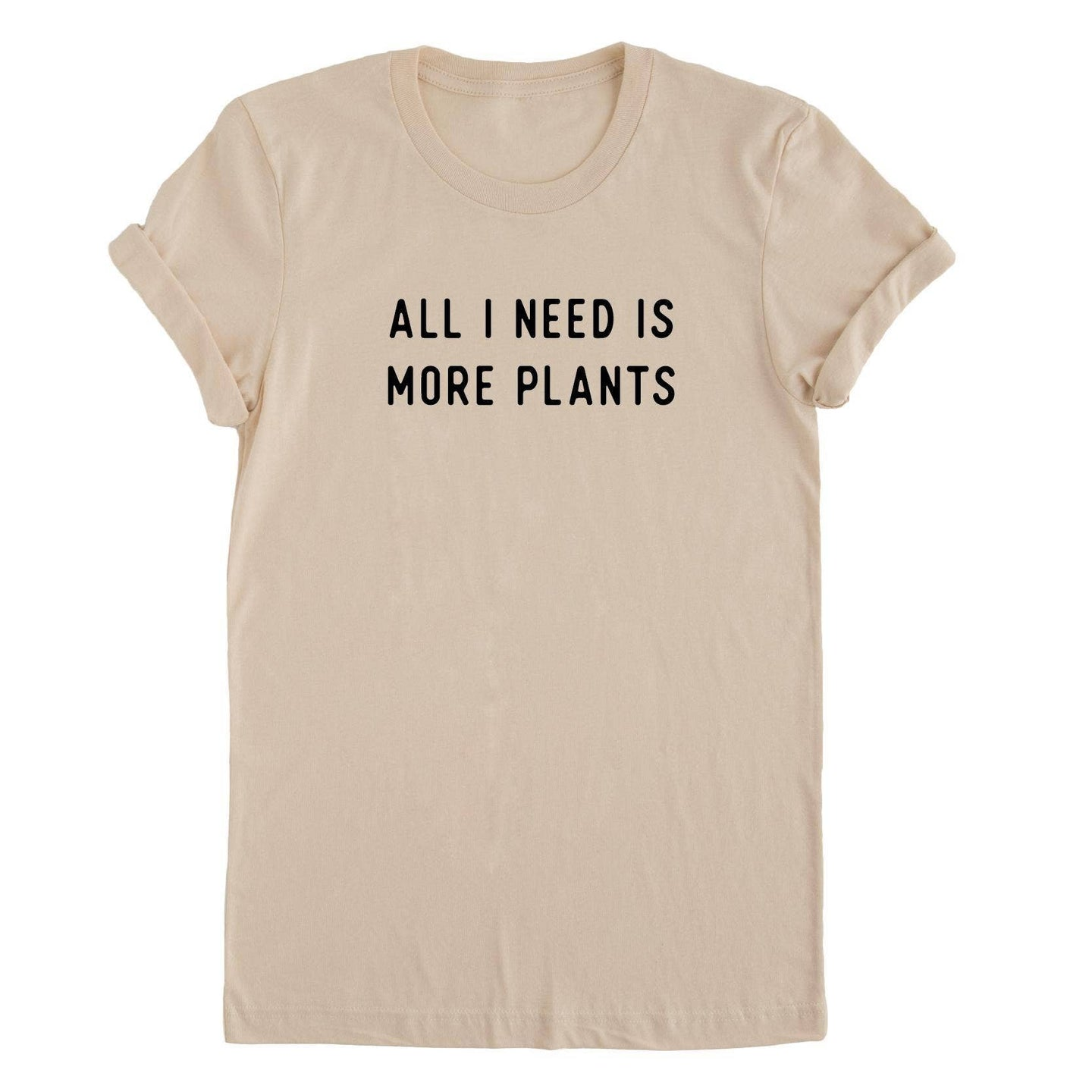 More Plants Adult Tee