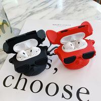 Unique French Bulldog Airpods Case Design Pet Dog Lover Owner Gift Airpods Cover