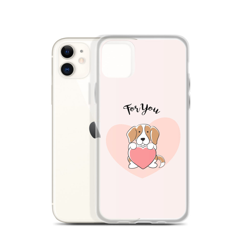 iPhone 11 Cute Designer Pet Dog Love iPhone Case Unique Design Gift Pets Dogs Lover