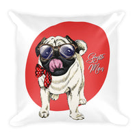 Cute fashionable home decor interior design pet dog pillow decoration bedroom