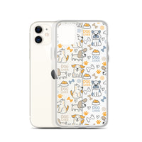 iPhone 11 Unique Designer Pet Dog Lover iPhone Case Pets Dogs Gift