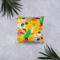 Unique designer creative pet art pillow home decoration decorative gift