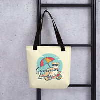 Unique designer women summer fashion tote bag pet cat stylish sunglasses bag
