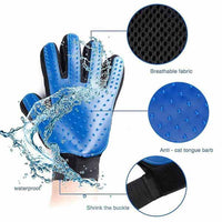 Pet Hair Deshedding Glove for Removal of Dog and Cat Hairs How To Remove Pet Hair