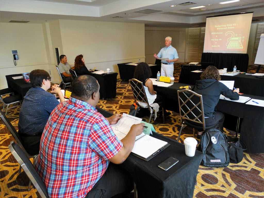 Concession Manager Certification, Red Deer, Alberta, Canada- August 23-26, 2019