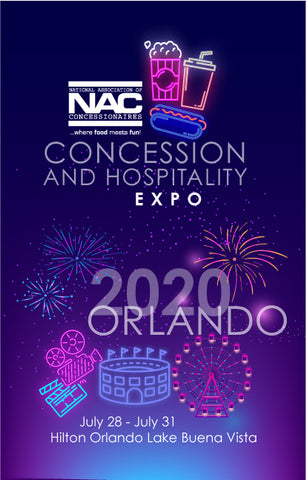 The 2020 NAC Concession & Hospitality Expo