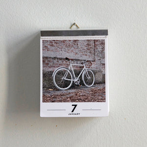 Bicycle Calendar