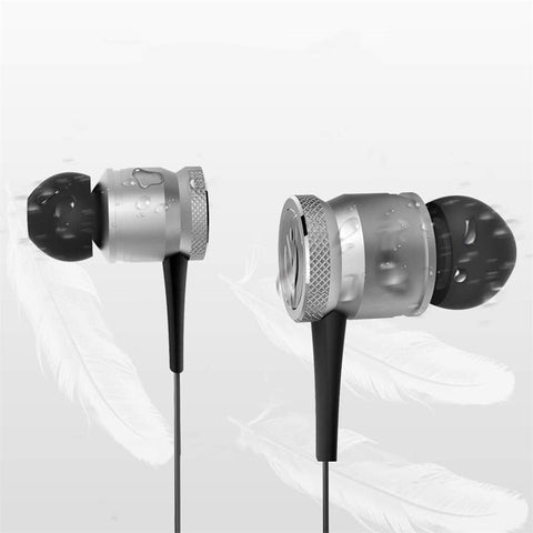Wireless Bluetooth waterproof Music Sport earphone With MIC for Mobile Phones