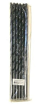 "Marxman 29/64"" x 15"" Drill Bit HSS Extra Long 118° Point Long Boy Drills 6 Pack"