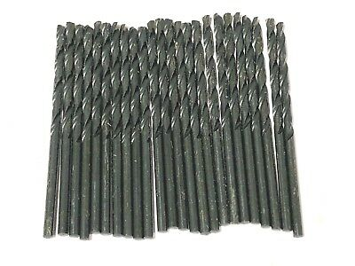 Marxman No.47 Drill Bit Jobber Length Heavy Duty Bits 135 Split Point 24 Pack