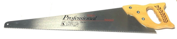 "Nicholson 24"" Professional Hand Saw 8 Point NS1501"