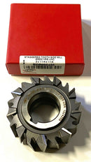 "Keo 2-1/2"" x 5/16"" x 7/8"" Side Milling Cutter HSS 18T Staggered Tooth USA Made"