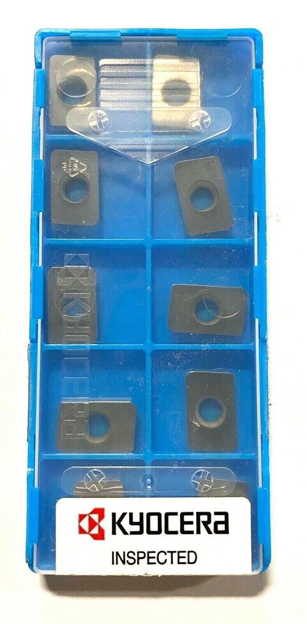 Kyocera Cermet Inserts NDG324TR Grade TC60 Milling Inserts 10 Pack USA Made