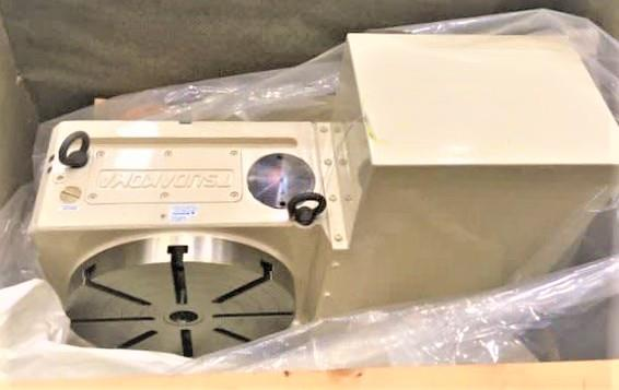 "NEW 12.6"" TSUDAKOMA MDL. RNCM-301R 4TH AXIS ROTARY TABLES"