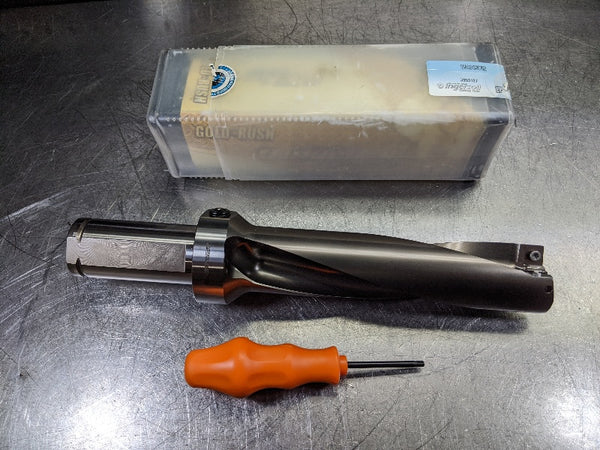 "Ingersoll 1.75"" Indexable Drill 1.5"" Shank QR0445134N7R02 (LOC2629)"