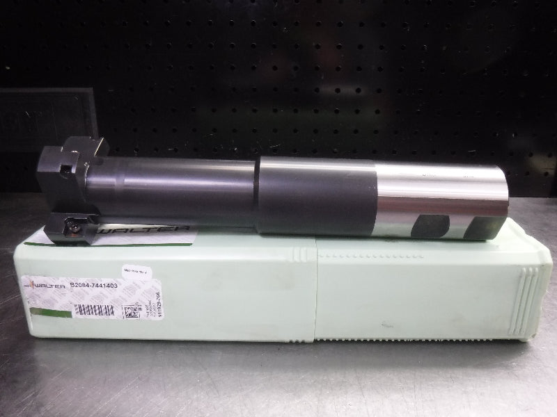 "Walter 3"" Indexable Milling Cutter 2"" Shank B2084-7441403 (LOC540)"