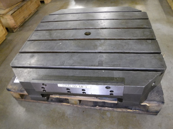 "Toyoda CNC Horizontal Machining Center Pallet Table 41.3"" x 41.3"" FA-1050"