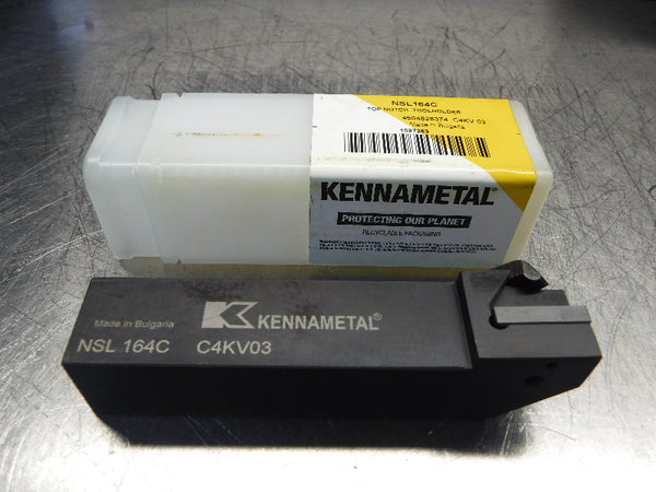 "Kennametal 1"" Indexable Top Notch Lathe Tool Holder NSL164C (LOC1184B)"