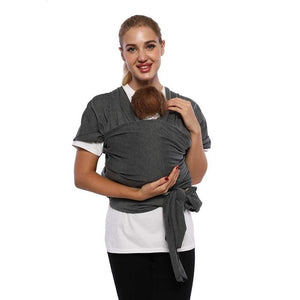 Open image in slideshow, Kangaroo™ Wrap Baby Carrier