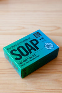 Our Tiny Bees Cold Pressed Soap - 140g