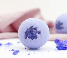 Load image into Gallery viewer, Amethyst Bath Bomb