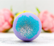 Load image into Gallery viewer, Mermaid Tears XL Bath Bomb