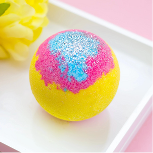 Unicorn Fruit XL Bath Bomb