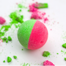 Load image into Gallery viewer, Juicy Watermelon Bath Bomb