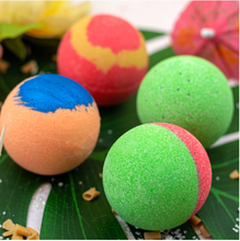 Load image into Gallery viewer, Club Tropicana Bath Bomb Gift Set
