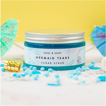 Load image into Gallery viewer, Mermaid Tears Body Scrub