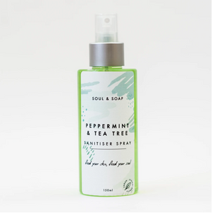 Peppermint & Tea Tree Sanitiser - 150ml