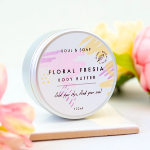 Floral Freesia Body Butter