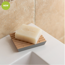 Load image into Gallery viewer, ecoLiving Soap Dish - UK Made (FSC 100%)