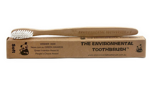 The Environmental Toothbrush - Soft