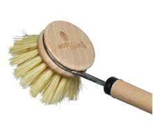Load image into Gallery viewer, Wooden Dish Brush - Longer handle