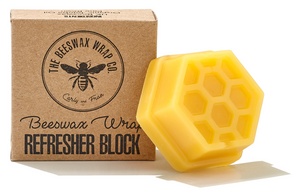 Beeswax Wrap Refresher Block