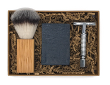 Load image into Gallery viewer, Mutiny Shaving Box – Rosemary & Lime