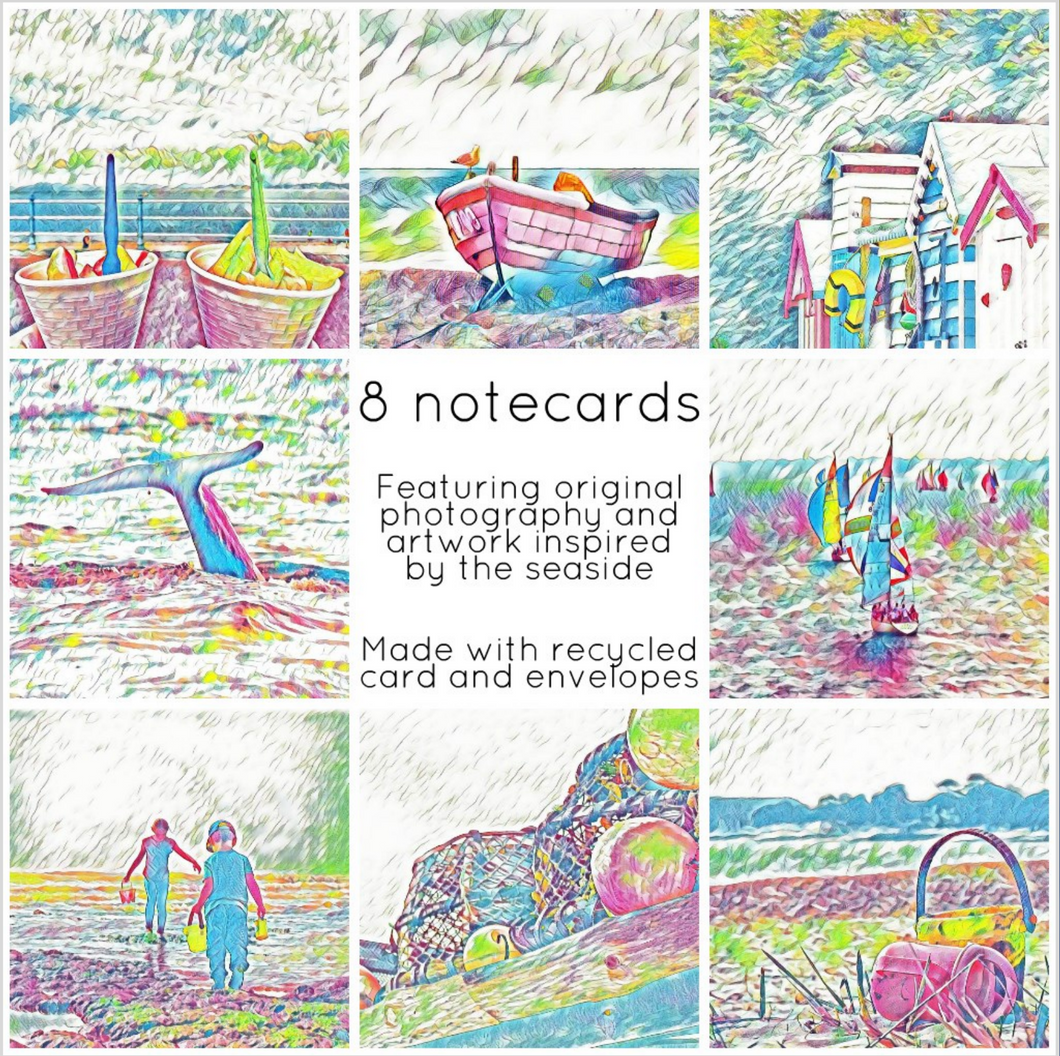 Seaside collection - Eco Friendly Card