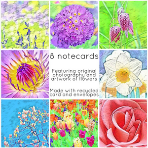 Floral collection - Eco Friendly Card