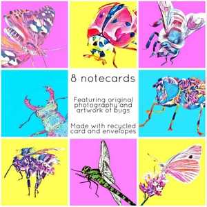 Bright bugs collection - Eco Friendly Card