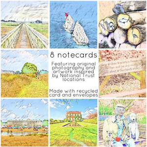 National Trust collection - Eco Friendly Card