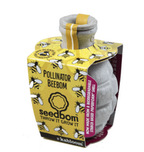 Load image into Gallery viewer, 2 x Butterflybom Seedbom & Pollinator kit