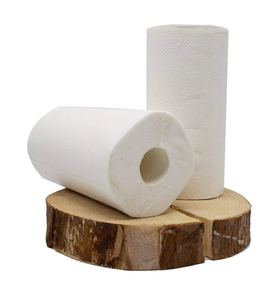 Sugarcane & Bamboo Kitchen Roll