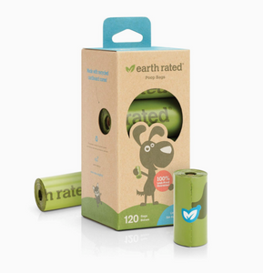 Earth Rated 120 Bags on 8 Refill Rolls